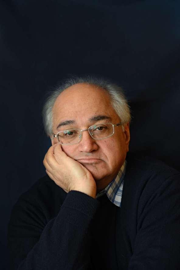 Babak Ahmadi - Writer