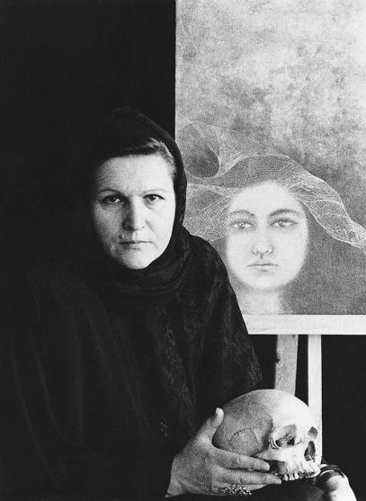 Gizela Varga Sinai - Painter