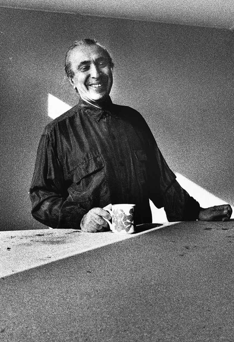 Hossein Zendehrudi - Painter