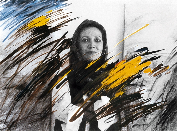 Farideh Lashai - PAinter