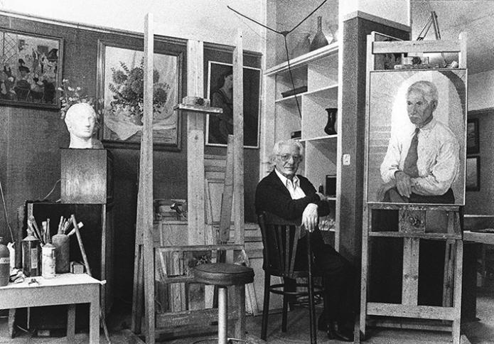 Mahmood Javadipoor - Painter