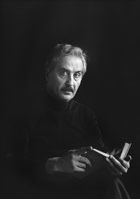 Mohammad-Ali Sepanloo - Poet, Writer
